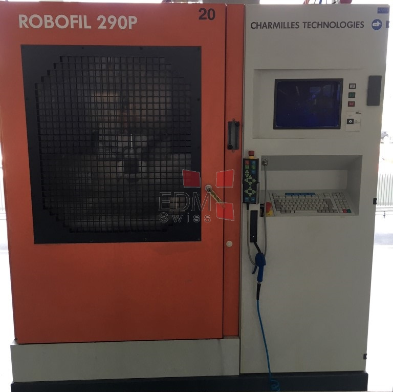 Charmilles Robofil 290P - 2000 Wire Cutting edm machine
