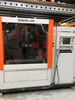 Charmilles Robofil 690 - 2002 Wire cutting edm machine